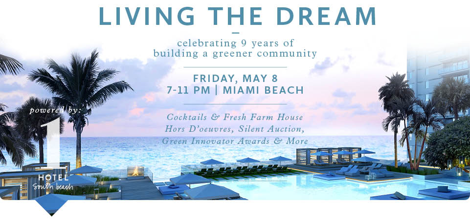 Living the Dream 2015 Fundraiser Save the Date
