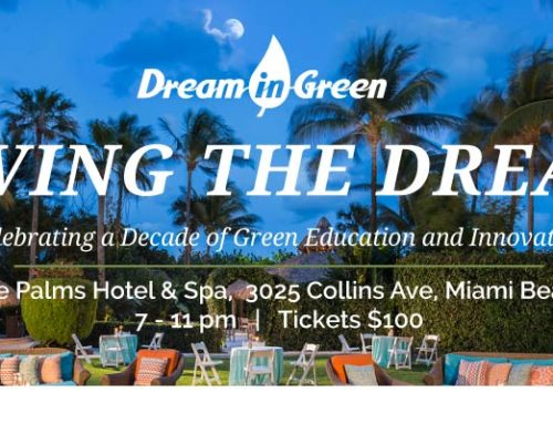 The Palms Hotel & Spa to Host Dream in Green's Living the Dream Annual Fundraiser, Celebrating 10 Years