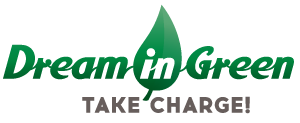Dream in Green Logo