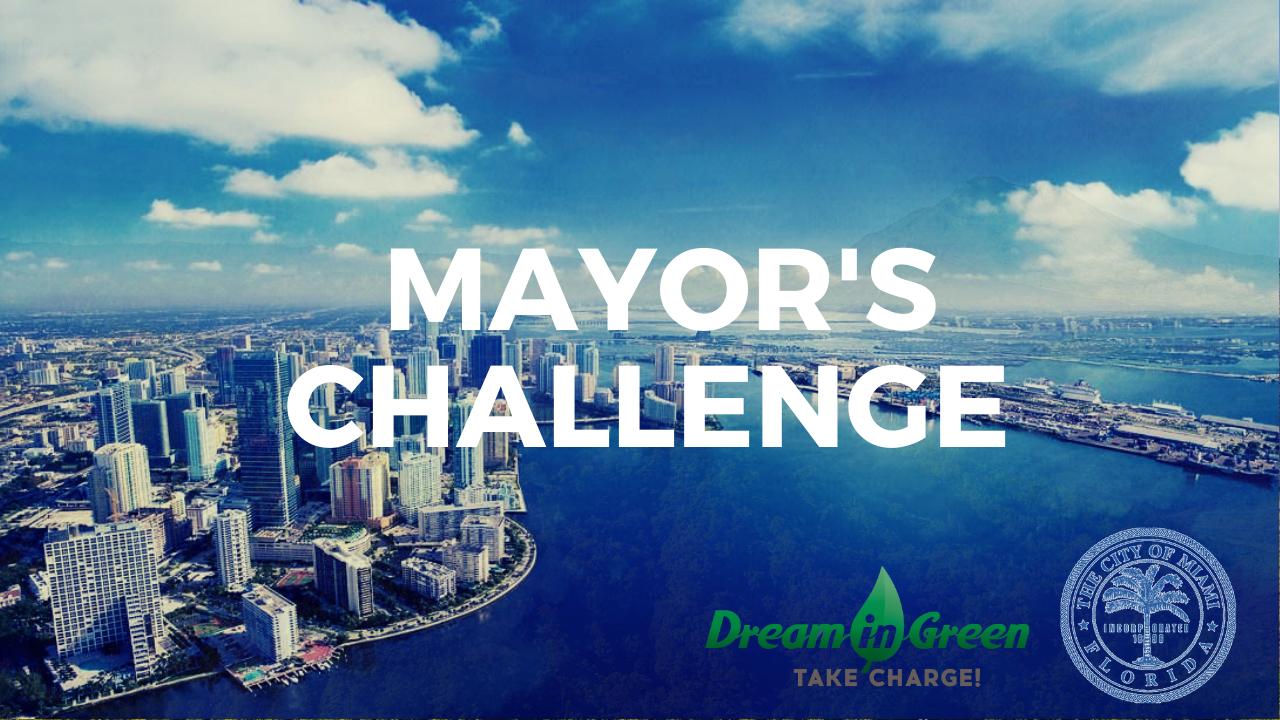 Mayor's Challenge 2021