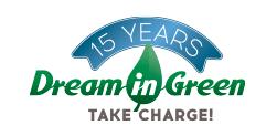Dream in Green Logo